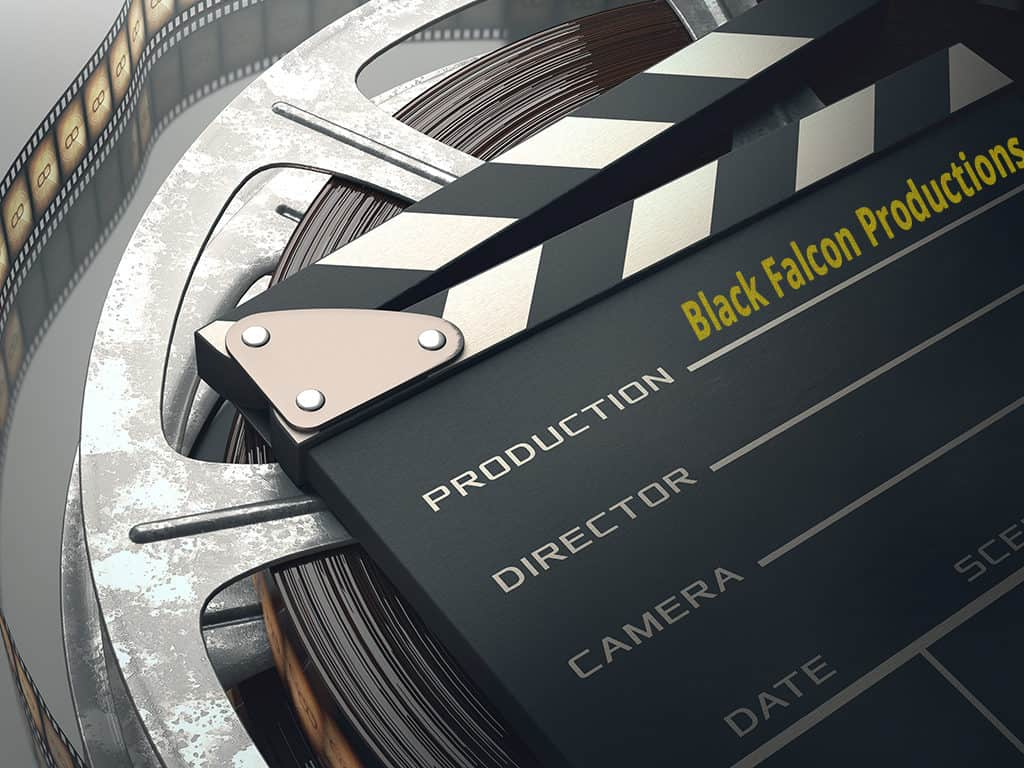 Black Falcon Productions Portfolio Corporate Video Demo